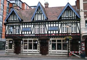 edwardian type of a pub